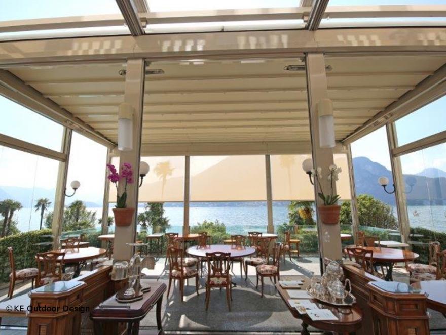 KE sur le lac de Côme: les nouveaux espaces extérieurs du Grand Hotel Villa à Bellagio