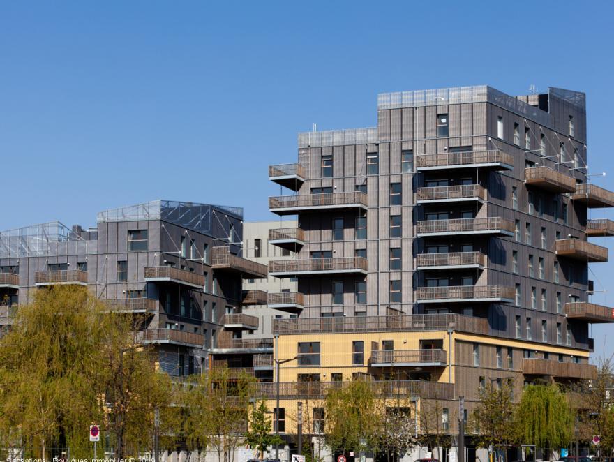 La plus haute construction bois de France certifiée bas carbone par le label BBCA.