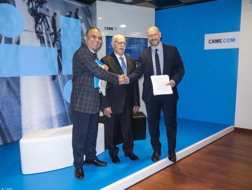 Acquisition de la société Turque Ozak par le groupe CAME