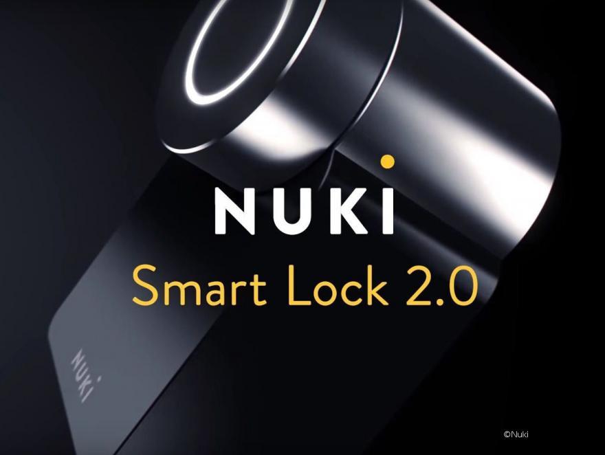 Le design de la Smart Lock 2.0 récompensé par un Red Dot Award