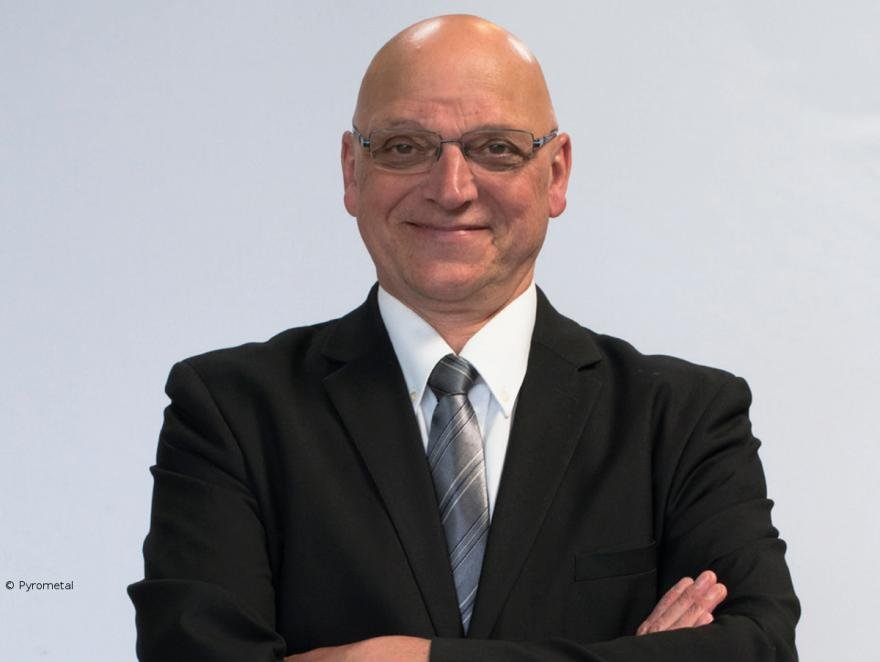 Gabriel FERRY Président FBTP Métallerie Vosges