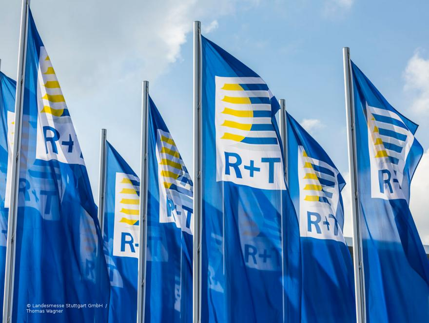Nouveau rendez-vous : R+T reporté en 2022