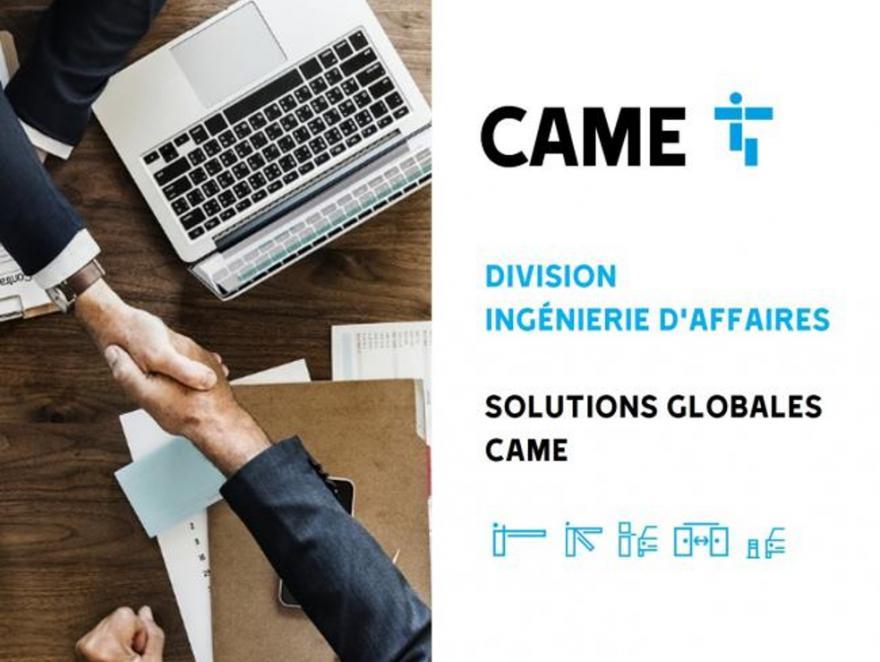 Came France créé une nouvelle division Ingénierie d'Affaires