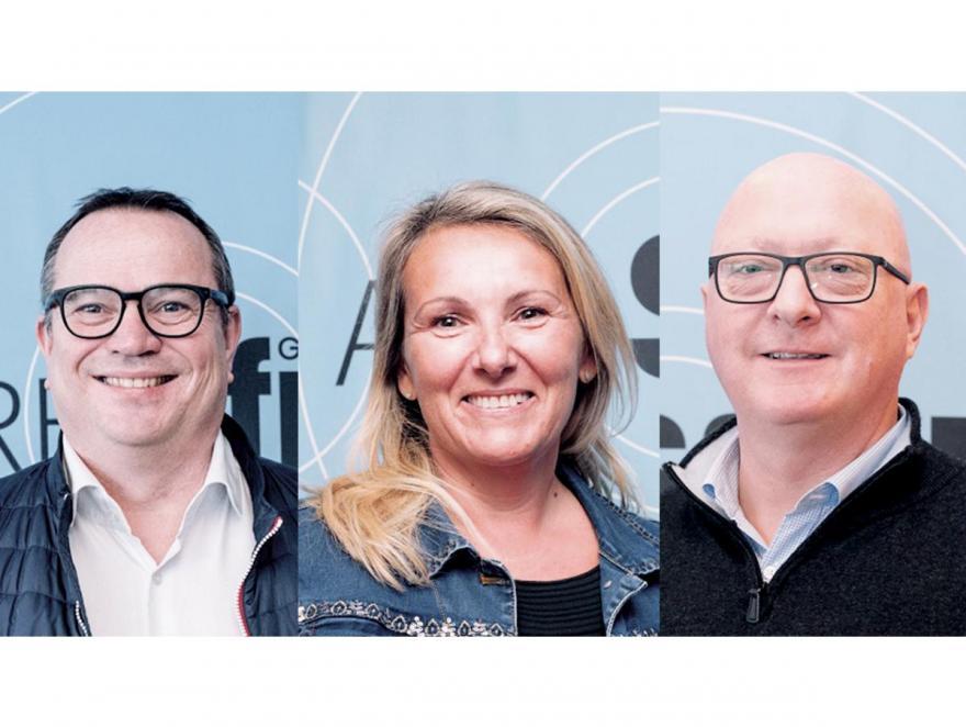 DOM mutualise ses forces de vente avec une nouvelle organisation commerciale en France