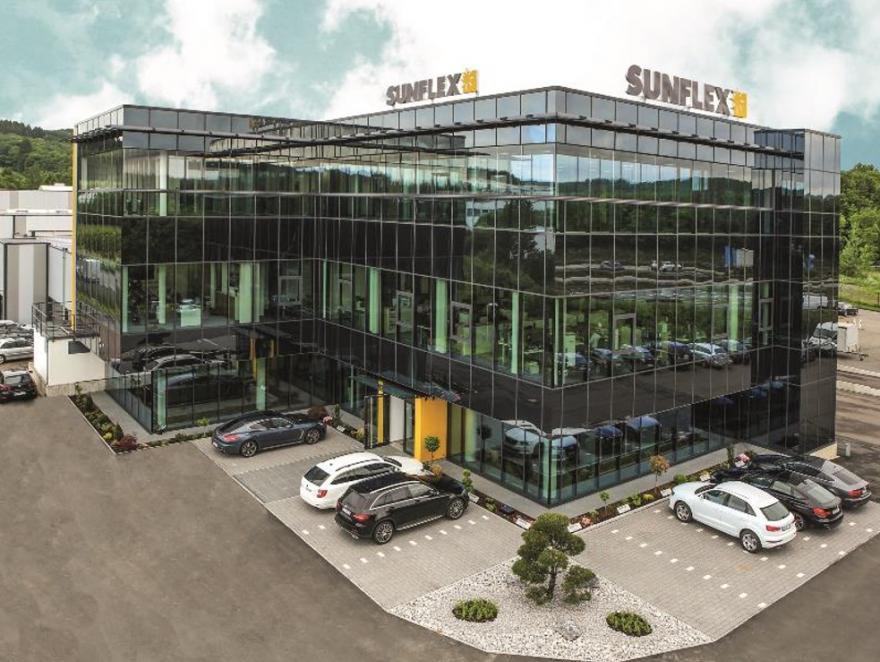 Sunflex fête ses 35 ans