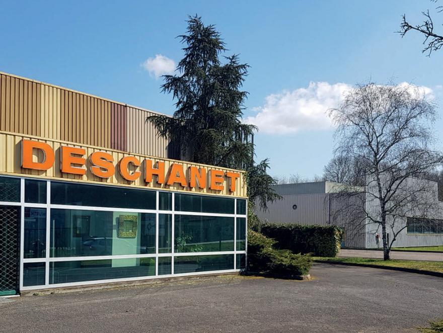 Miroiterie Michel Deschanet, le verre pour destinée