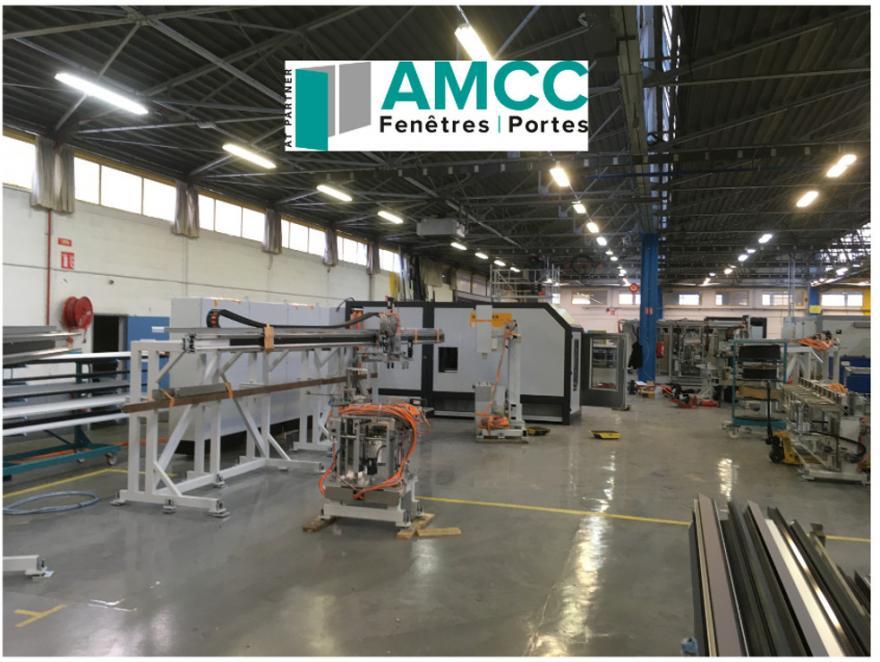 SNM Aluminium Industrie investit 1,5M € dans un nouveau centre d'usinage à Bresse (88)