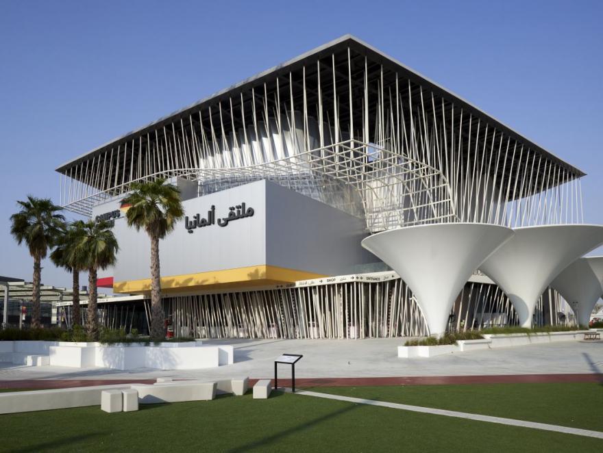 Les toiles composite du groupe Serge Ferrari à Dubaï