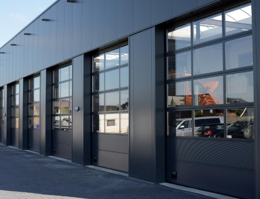 Les portes industrielles en 5 questions