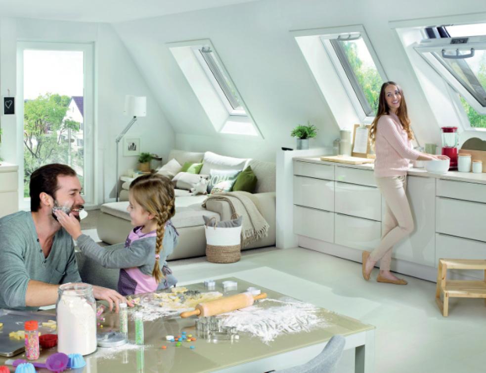 Des fenêtres de toit plus intelligentes