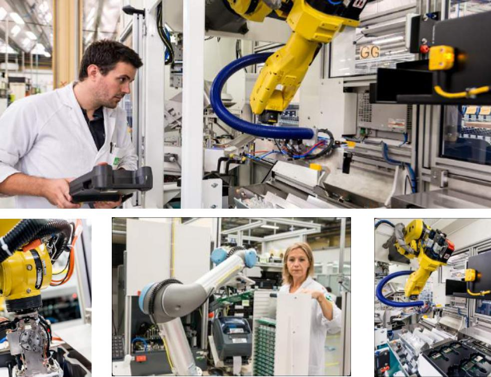 Delta Dore investit dans la robotisation