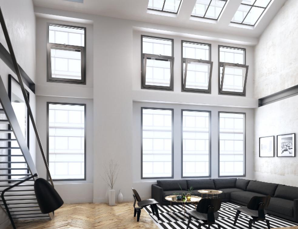 Ventilation des fenêtres, un sujet dans l'air du temps
