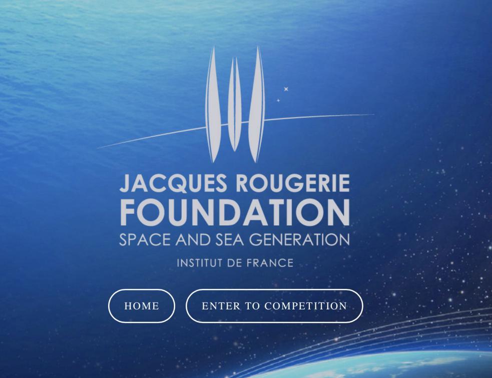 Lancement du Concours International d'architecture de la Fondation Jacques Rougerie
