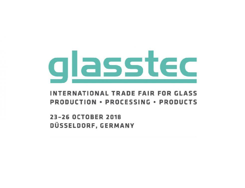 Glasstec à Düsseldorf du 23 au 26 octobre