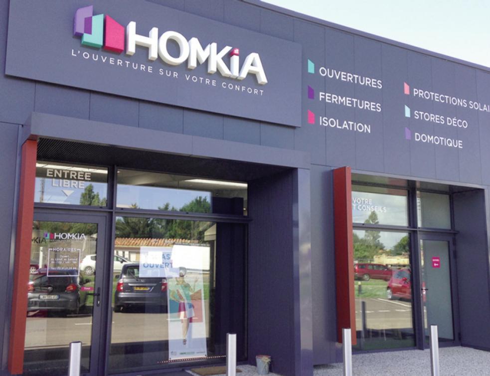 Homkia : le succès s'enracine