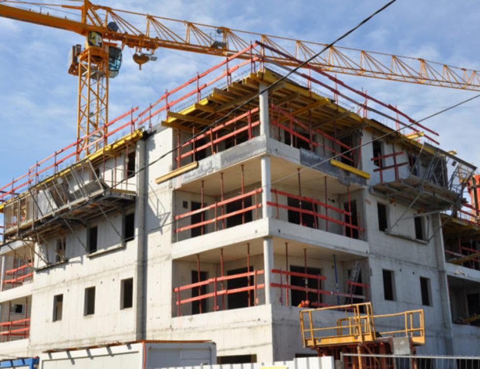La situation s'améliore pour la construction de logements en octobre