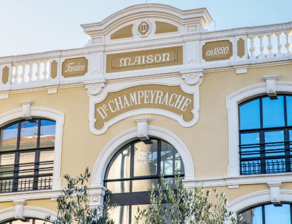 Trois Notaires associés subliment un immeuble familial du XIXe à Alès