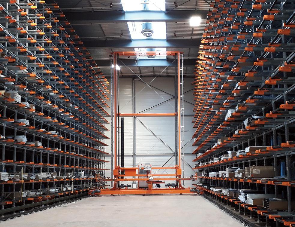 Stockage et logistique : vers plus d'automatisation