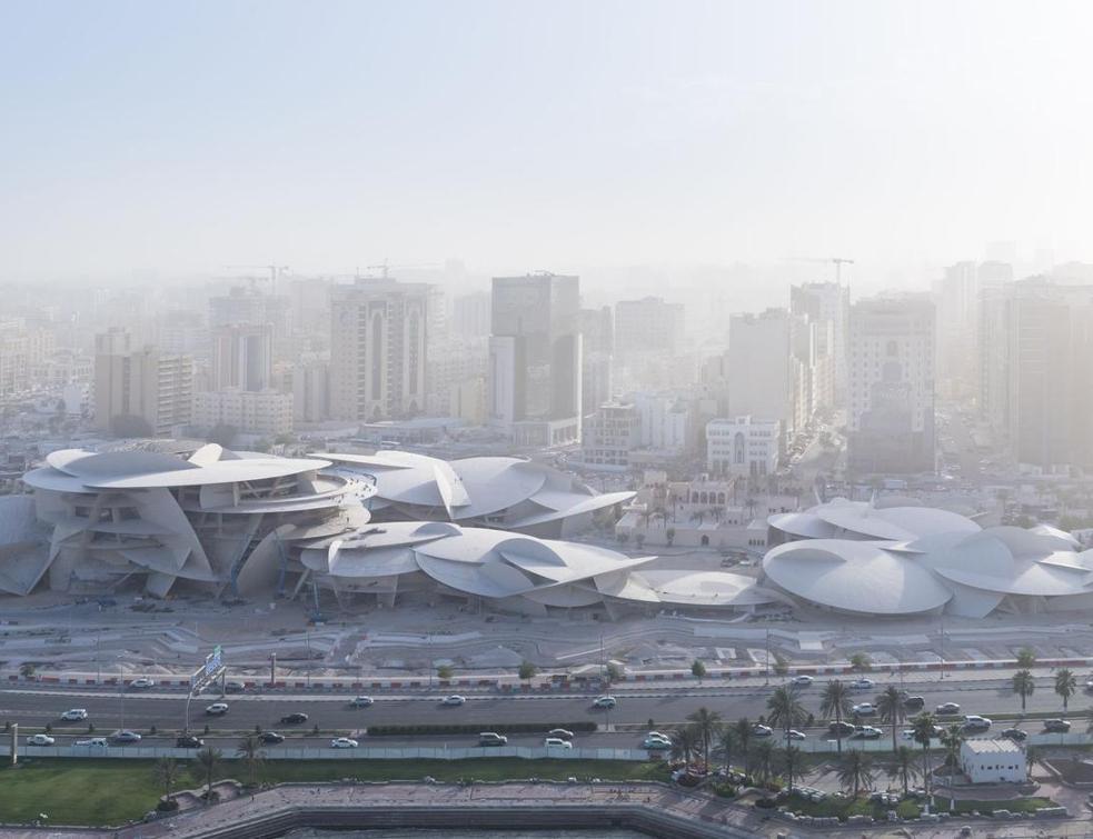 L'époustouflant musée du Qatar signé Jean Nouvel