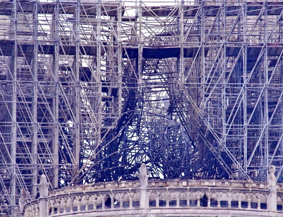 Dix à quinze ans de travaux de restauration à prévoir pour Notre-Dame de Paris