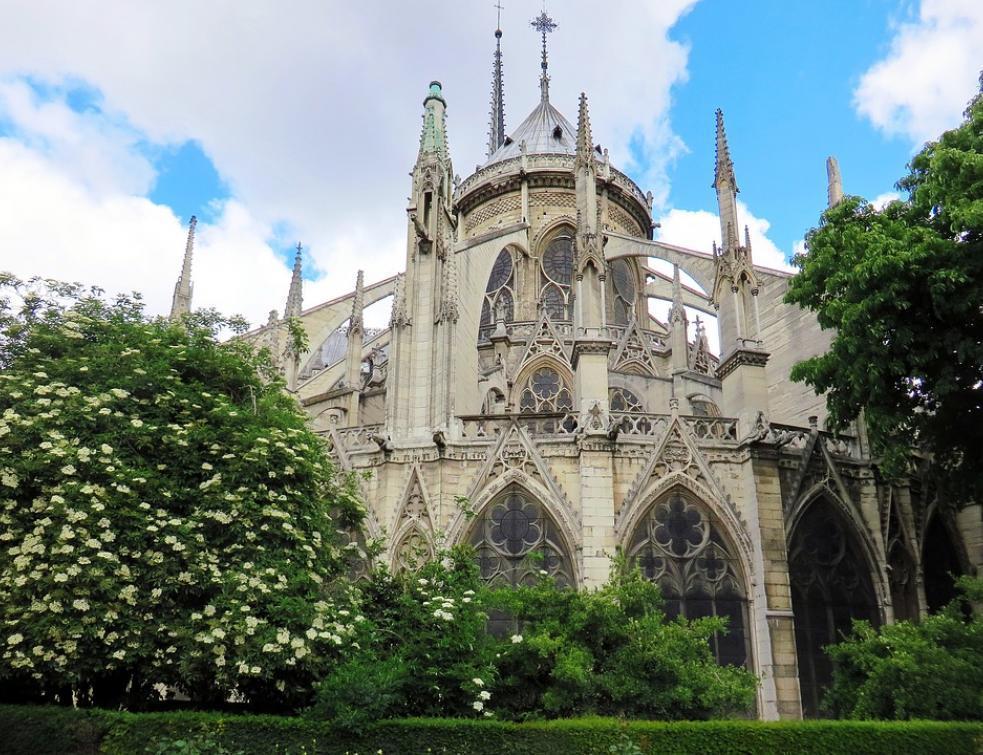 Notre-Dame : 1 000 experts appellent à éviter la