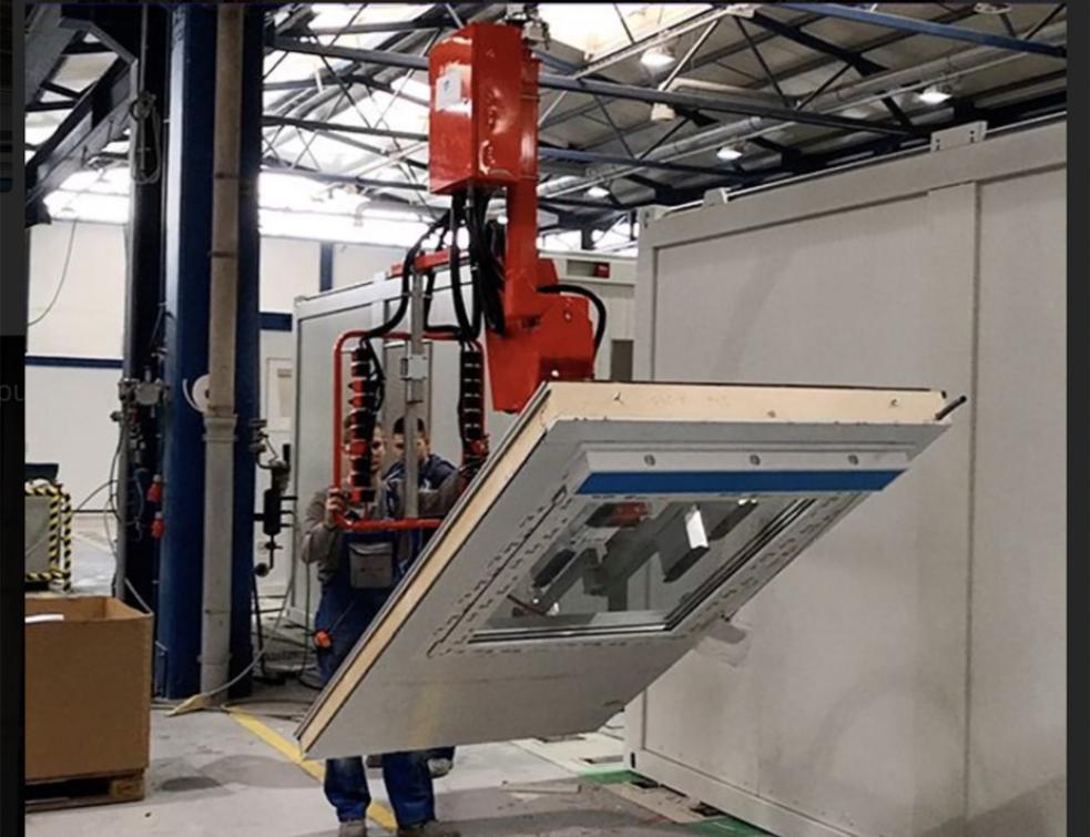 Dalmec présente un nouveau manipulateur industriel Partner Equo