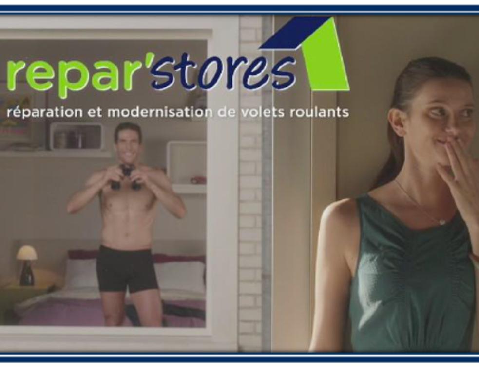 Repar'Stores entame l'été avec une nouvelle campagne de communication TV