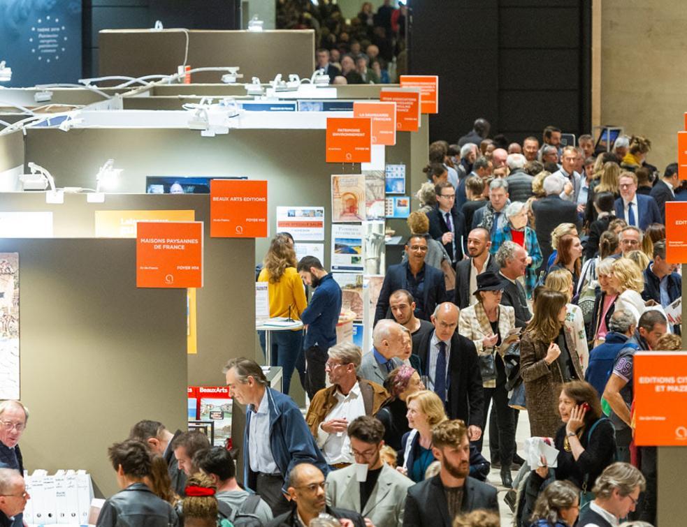 25e édition du Salon International du Patrimoine Culturel du 24 au 27 octobre à Paris