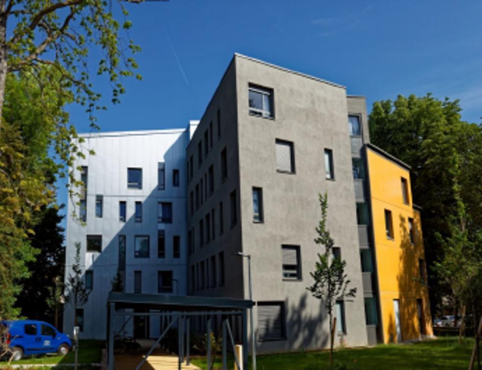 Green Lodge : Résidence supérieure pour les étudiants