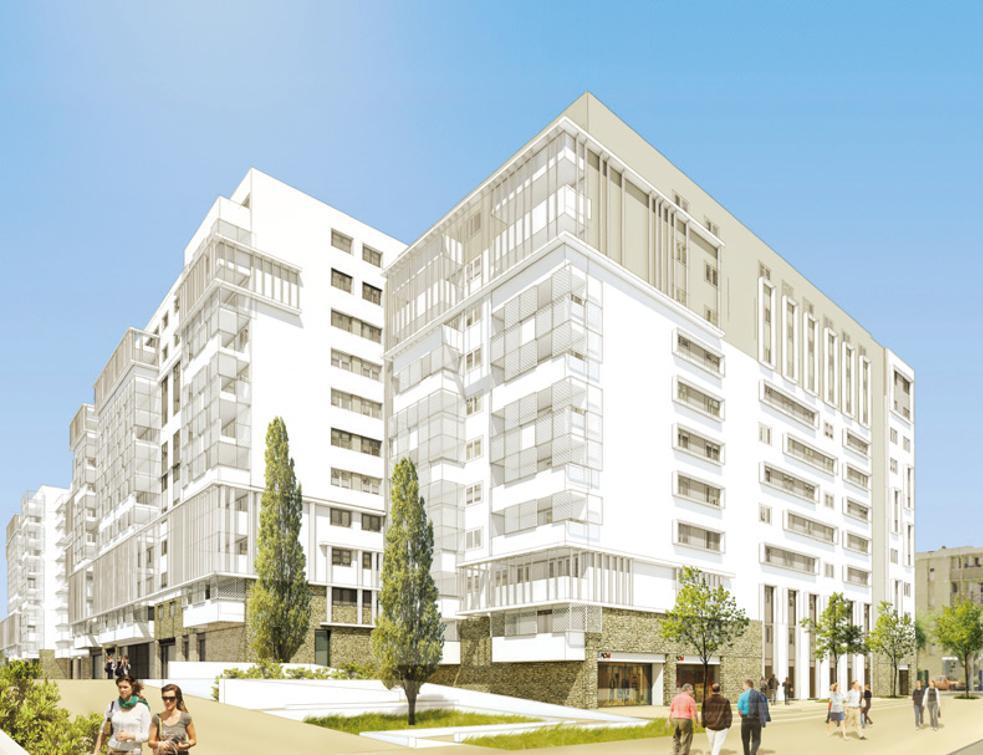 VD-Industry participe à la rénovation de la résidence Cap Dou Mail à Montpellier