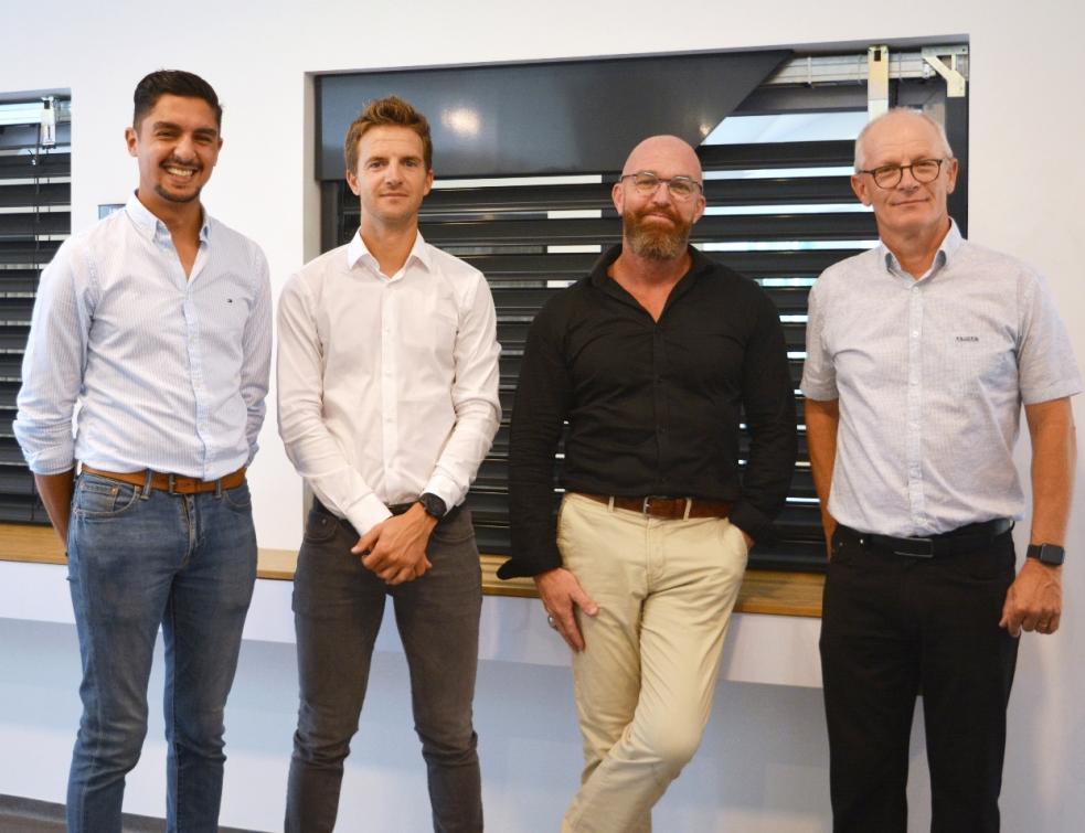 Baumann Hüppe nomme son nouveau directeur commercial