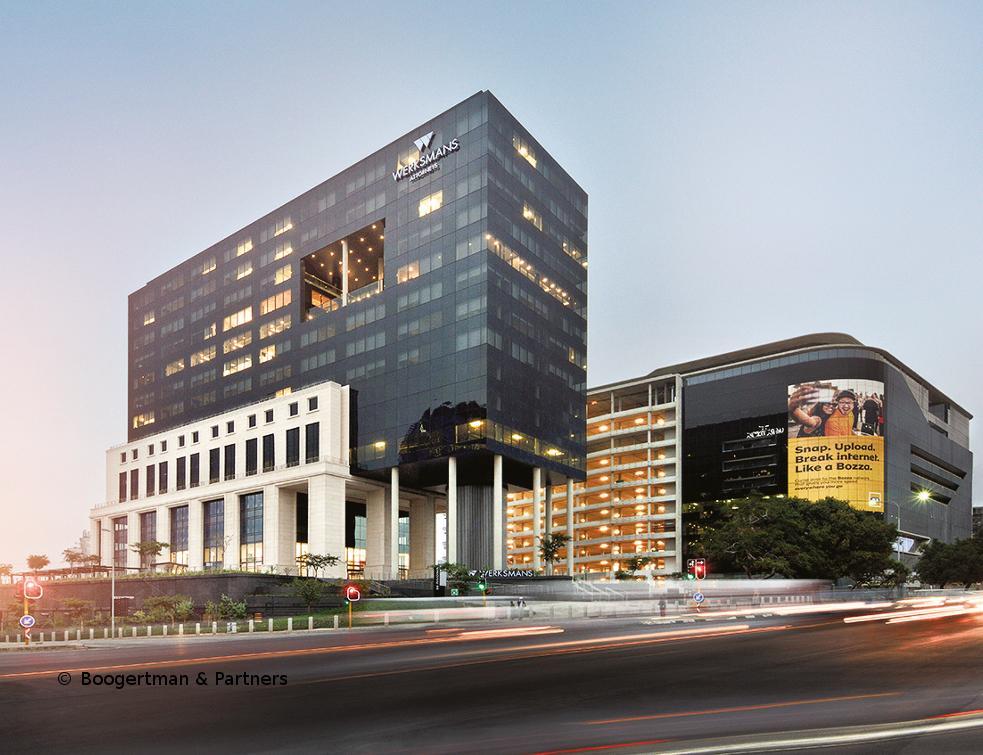 Mermet habille le réputé cabinet d'avocats sud-africain Werksmans & Partners