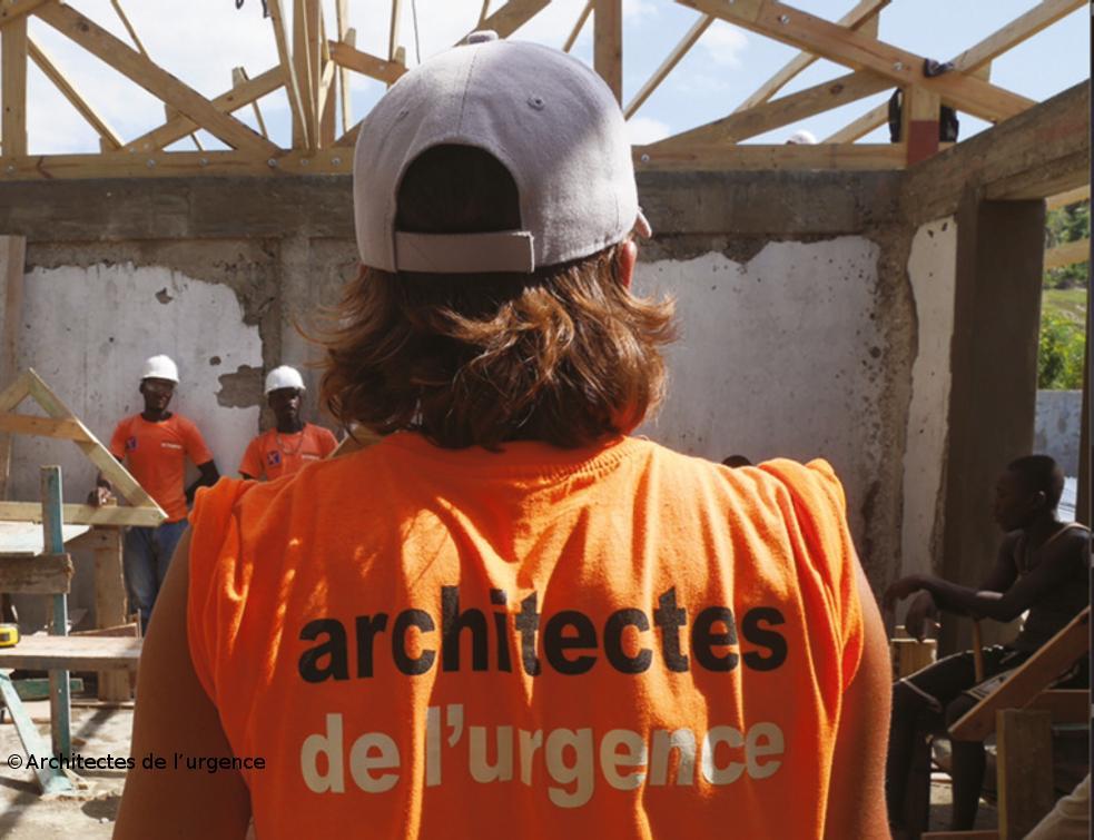 Architectes de l'urgence s'est rendue en Ardèche suite au séisme