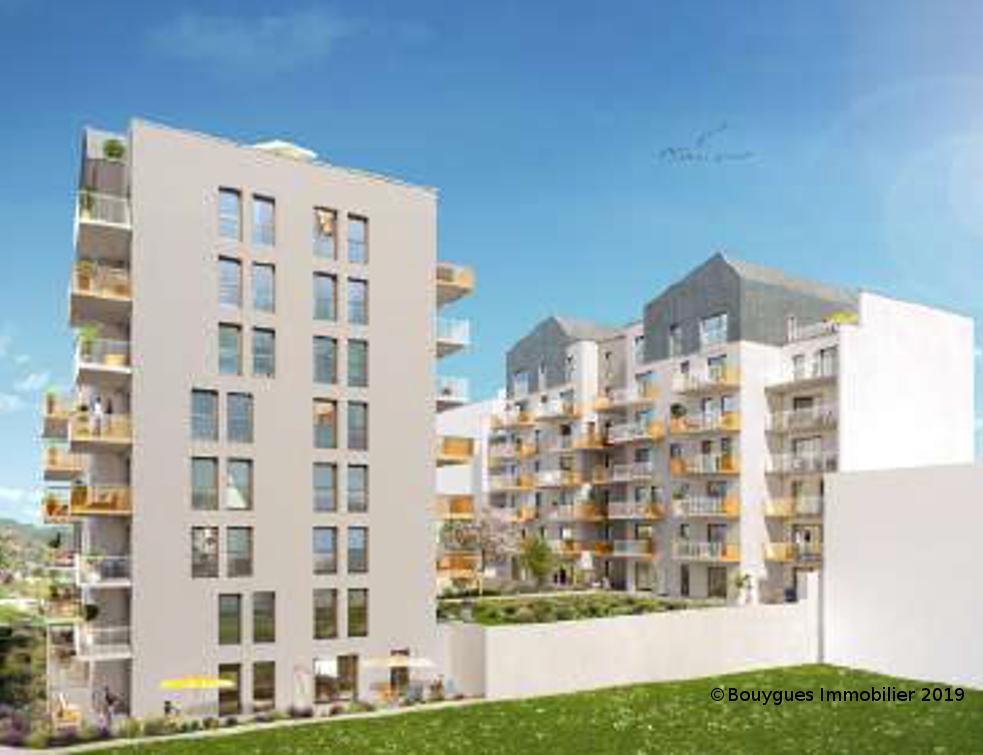 92 logements au coeur de l'Amphithéâtre à Metz