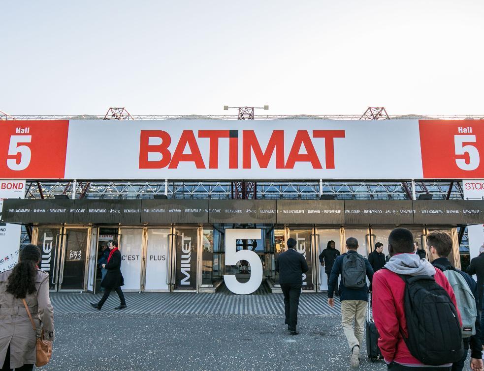 Batimat 2019, en demi-teinte