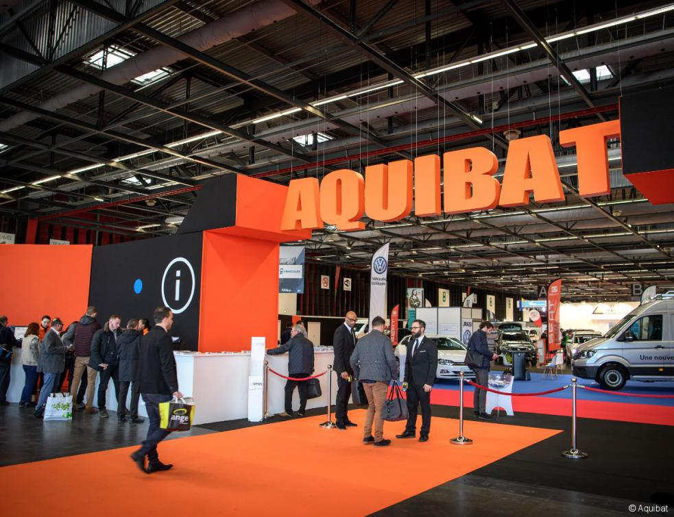 AQUIBAT 2020 : l'innovation au coeur du salon
