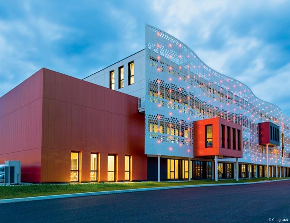 Cougnaud Campus : écoresponsabilité et exemplarité