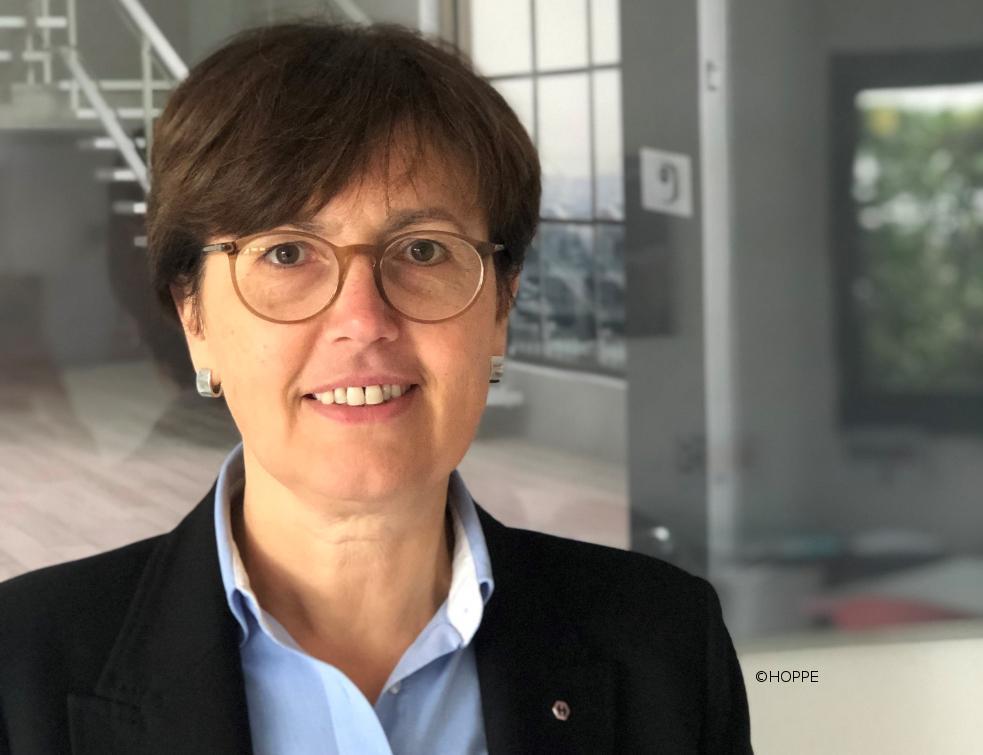 Martina Fliri prend la direction commerciale de HOPPE France