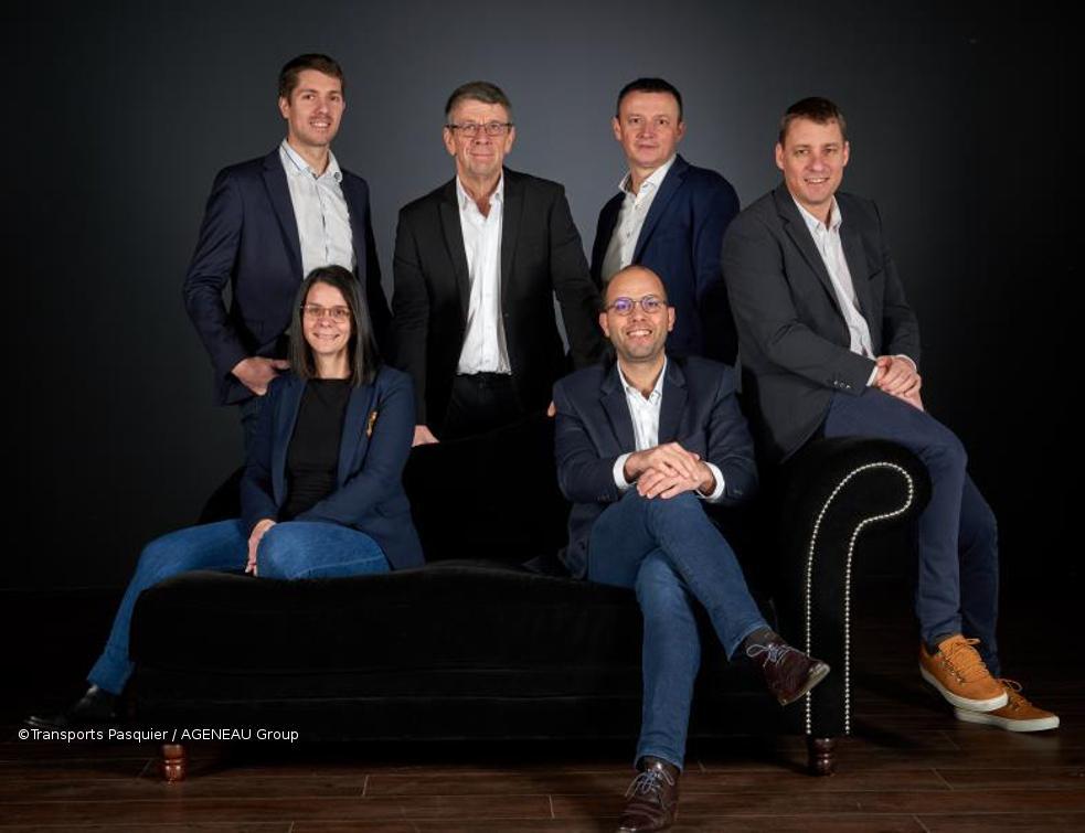 Le groupe Ageneau Group et les Transports Pasquier fusionnent