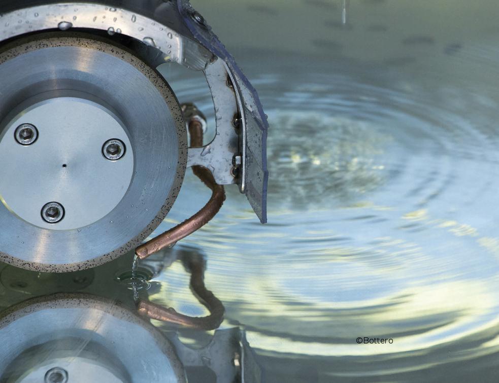Usinage du verre : des CNC à l'heure du 4.0