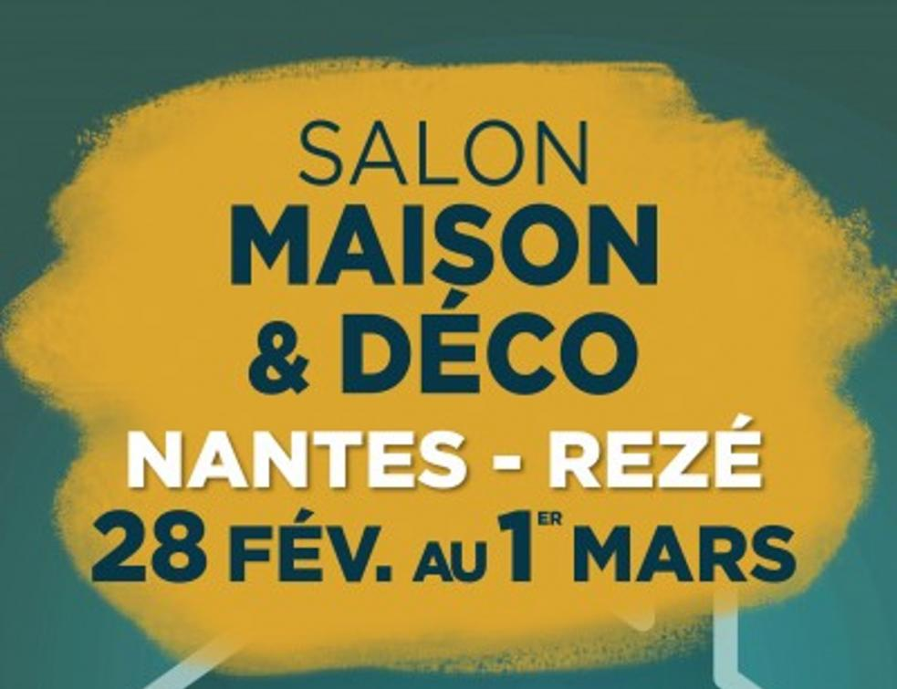 Le Salon Maison & Déco revient pour sa 10e édition du 28 février au 1er mars 2020