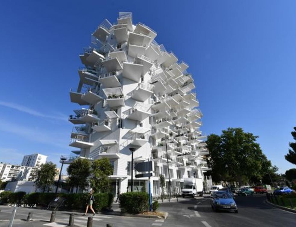 Un immeuble de Montpellier élu plus beau bâtiment résidentiel à l'international