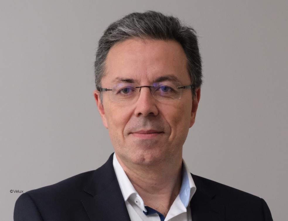 André Dot nommé Président de Velux France