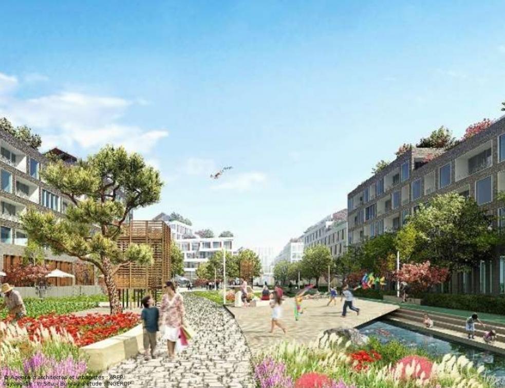 Bouygues Immobilier aménagera le quartier de la gare de St-Julien-en-Genevois