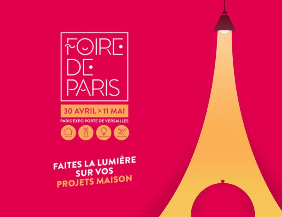 Foire de Paris 2020 met la lumière sur une offre habitat hors norme