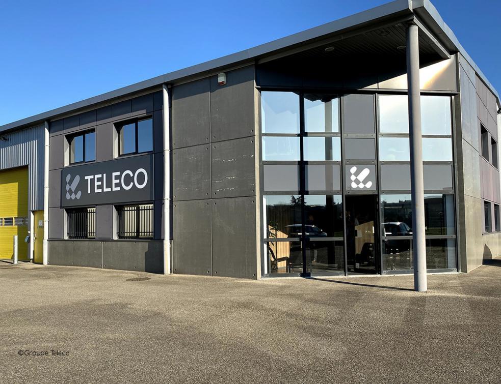 Teleco France accueille la réunion annuelle du groupe