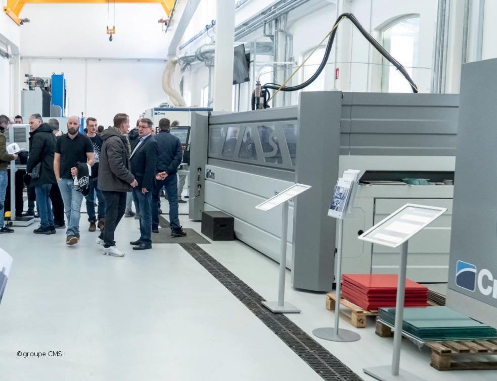 CMS inaugure son centre technologique