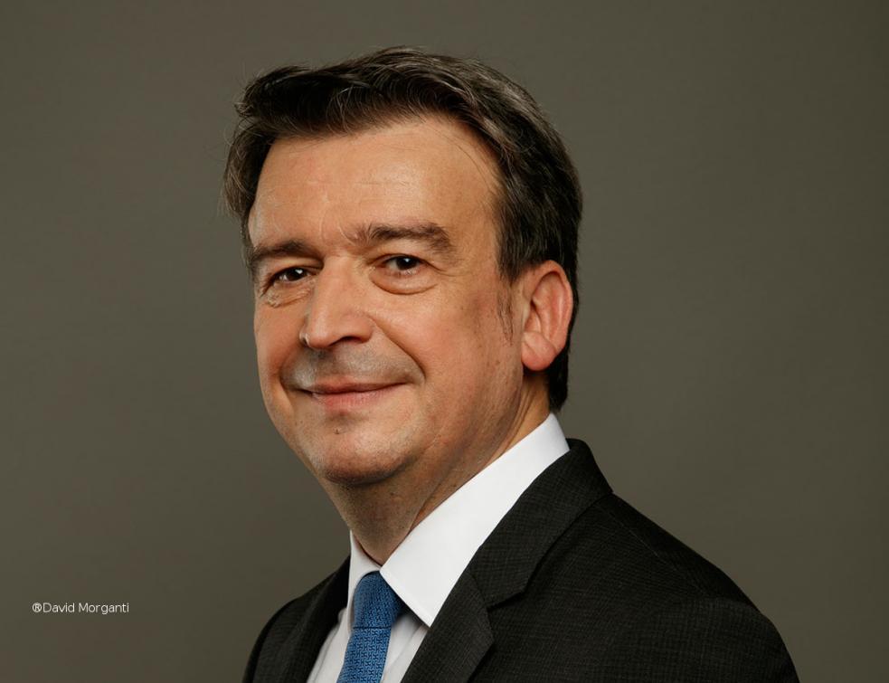 Olivier Salleron élu Président de la Féderation Française du Bâtiment