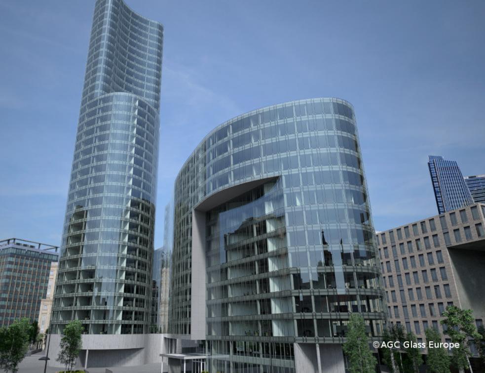 AGC améliore les performances énergétiques des vitrages destinés aux façades