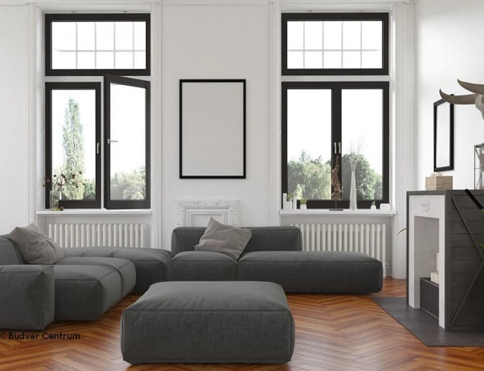Les fenêtres avec soudures invisibles – quelques mots sur l'importance du design